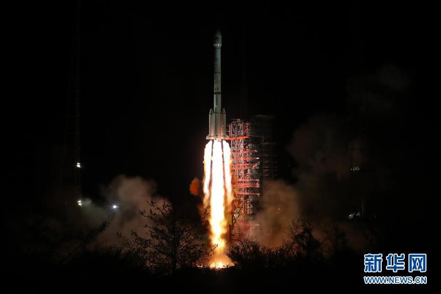 我国再次成功发射两颗北斗三号卫星