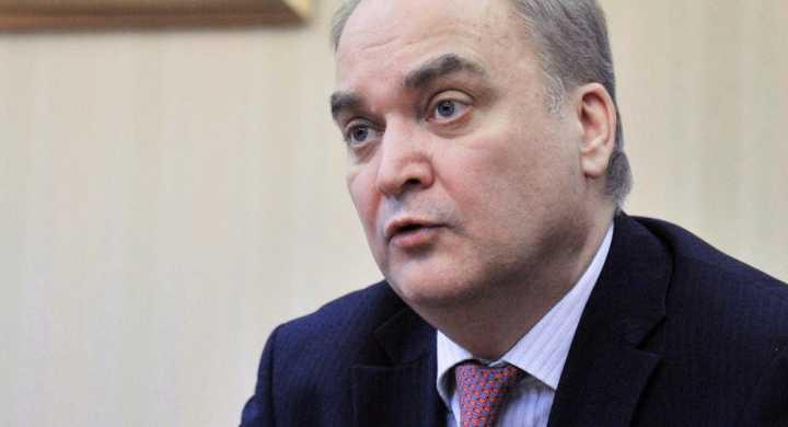 俄驻美大使欲向普京汇报:美国试图策反俄外交官!