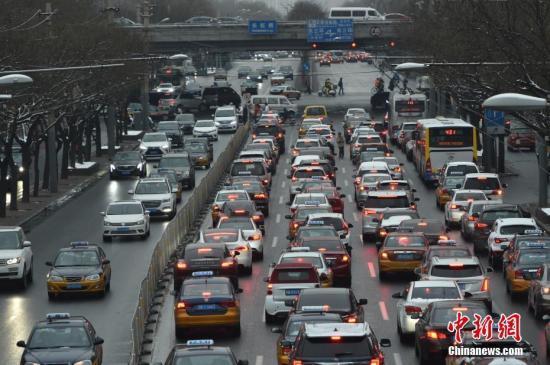 清明前后北京多条道路临时管制 4日晚高峰将提前