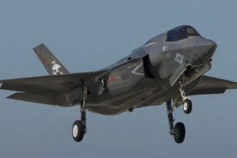 美陆战队换装第二个F35B飞行中队