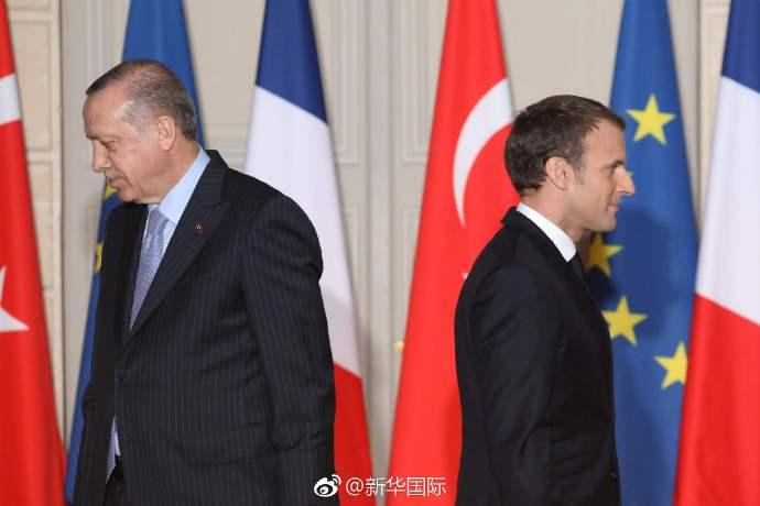 法国想调停叙利亚北部战事遭土耳其回怼:不该管的不要管!