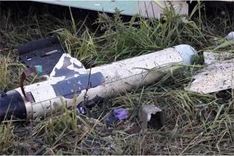 以色列无人机坠毁后另派无人机射导弹摧毁残骸