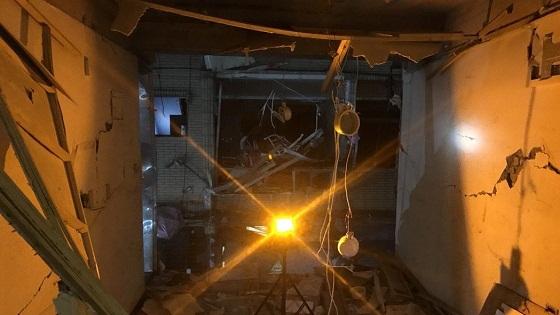 新北瓦斯爆炸致两死五伤 疑为71岁老人久病自杀