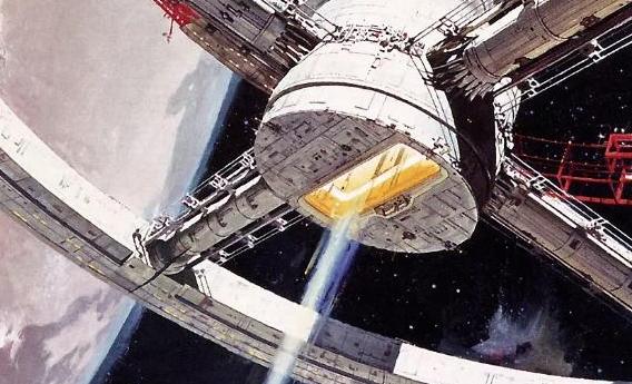 《太空漫游》将于5月重映 70mm胶片原版重现