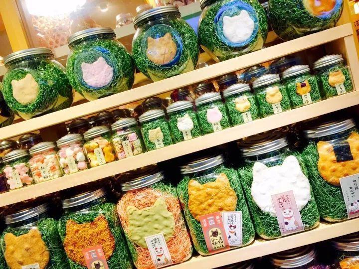 日本网红美食都在这里了!年轻人都在排队吃!