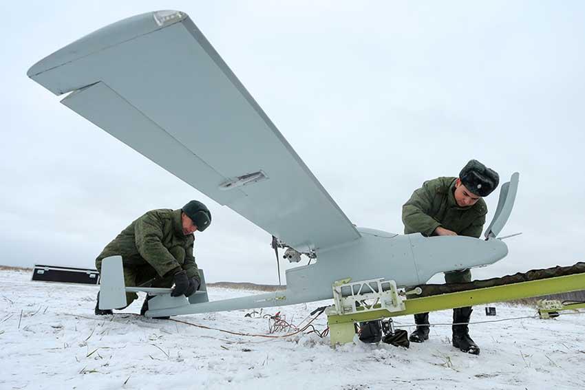 俄计划3年内购买600架无人机 将用于消防部门