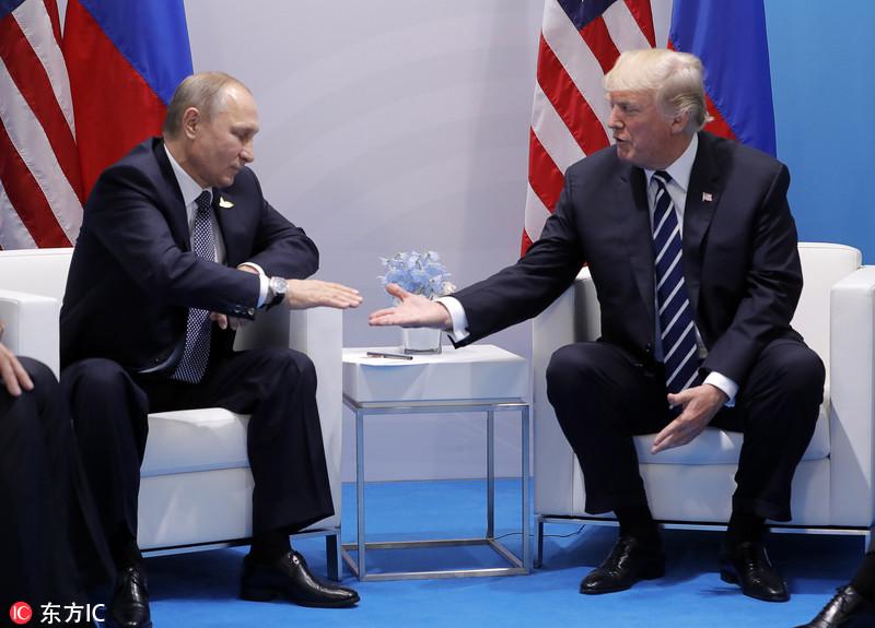 香港东网报道,乌沙科夫表示,特朗普与普京3月20日曾通电话,期间特朗