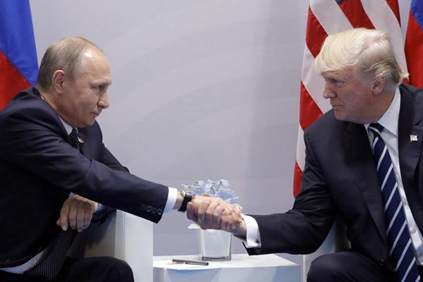 特朗普邀普京到白宫会谈 俄方称想法很棒不要食言