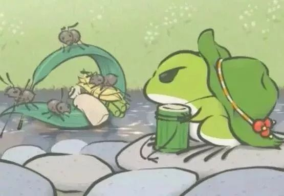 日媒:阿里巴巴即将推出中文版《旅行青蛙》