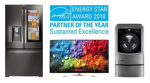 韩媒:三星和LG电子获得美国2018能源之星奖