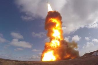 一飞冲天!俄罗斯成功试射新型反导拦截弹