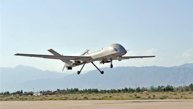 军用无人机竞争 中国也能用大数据取胜