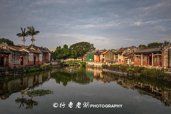 800年历史的古村落,藏在东莞的小村里,却是广东最美丽乡村