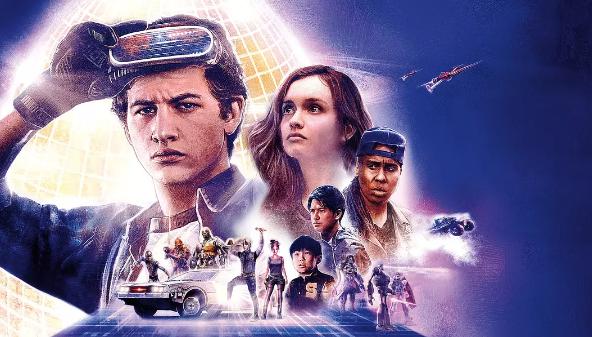 头号玩家呈现的科幻世界里 无人机与VR头盔终于没有BUG了