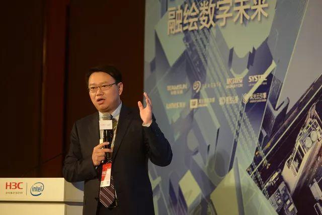 新华三主动式安全护航数字化转型