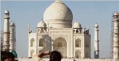 保护!印度泰姬陵限时游览