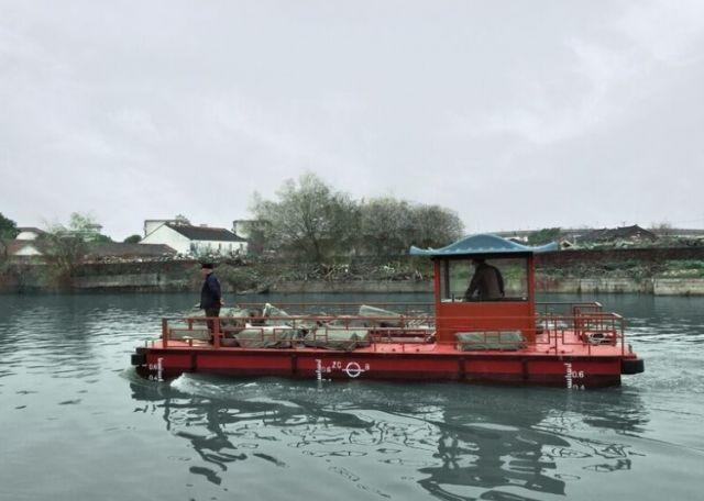 强劲德国芯 Torqeedo为苏州作业船提供电能动力