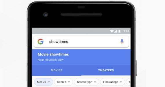 Google移动搜索应用更新