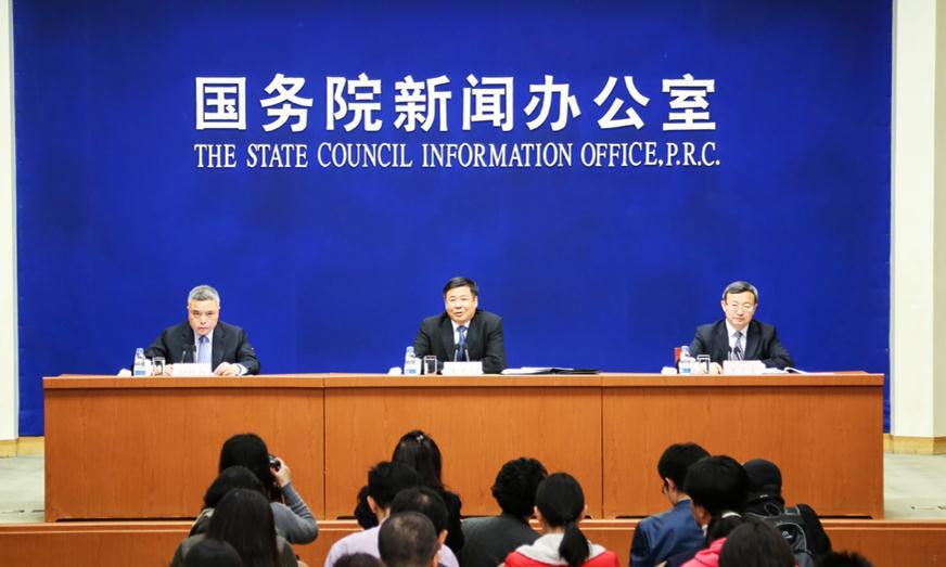 """美记者5连问发难""""中国制造2025"""",中方:请细读,它不可怕"""