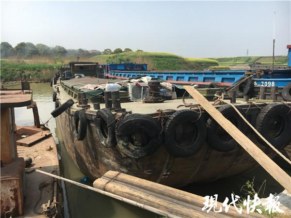 """移动赌场!京杭大运河上一艘""""货船""""竟是赌徒赌窝"""