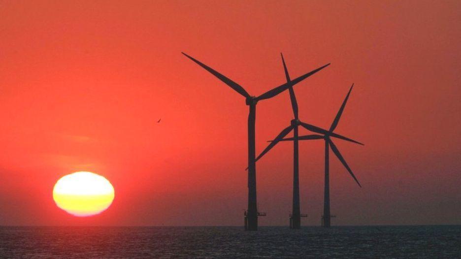 爱上风力发电?欧洲各国海上建超大型风力发电站