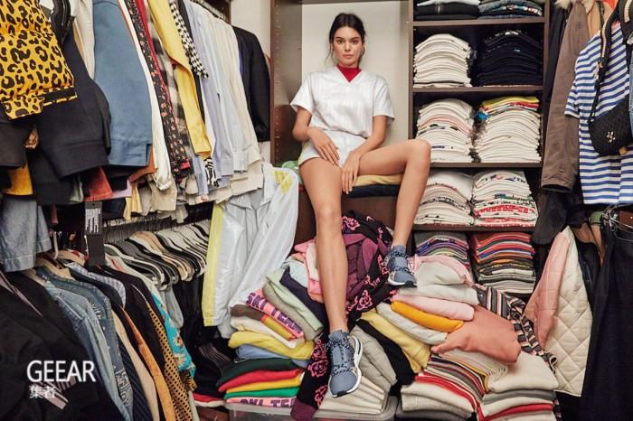 超模肯豆纽约公寓衣柜大公开,成堆的衣服一辈子都穿不完吧?