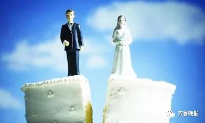 奇葩!山东一对夫妻离婚 法庭上相见竟互不相识