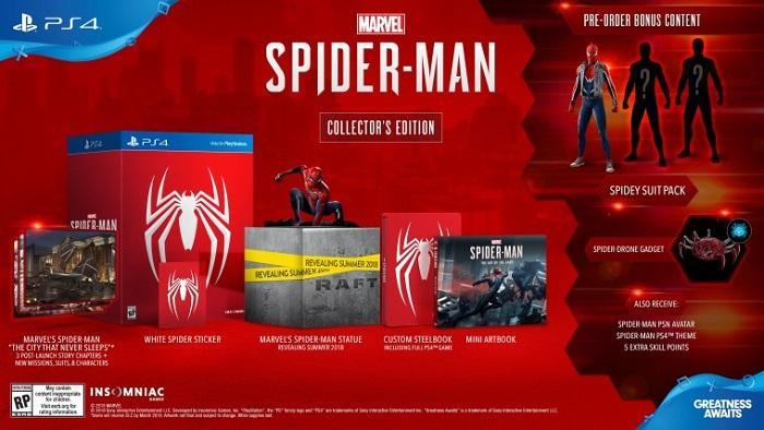 PS4独占版《蜘蛛侠》游戏确认9月7号到来