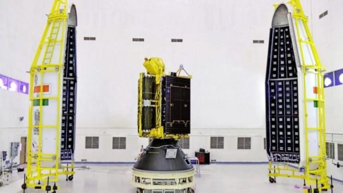 """印度最强军用卫星""""走丢""""了"""