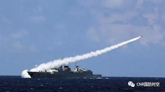 美国三个航母编队云集南海?