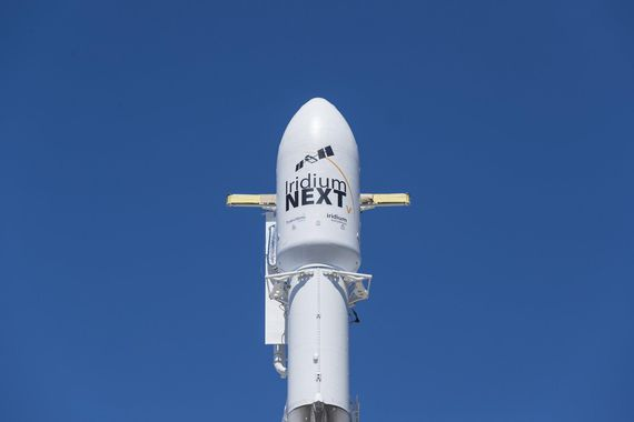 由于许可证问题 SpaceX被禁止直播地球视频