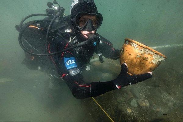 南美洲湖底获重大考古发现 将建水下博物馆