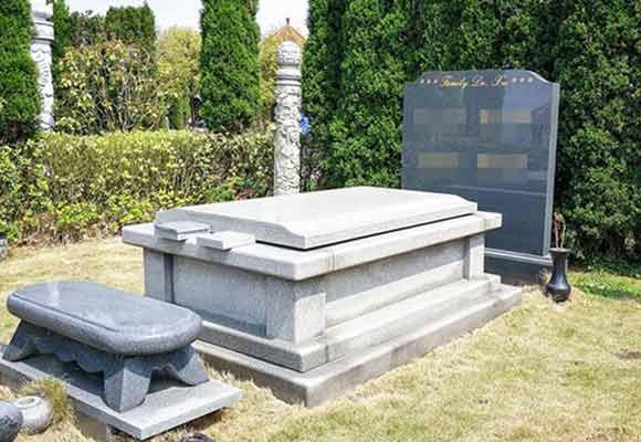 多地超标墓屡禁不绝 私人订制十几平大墓