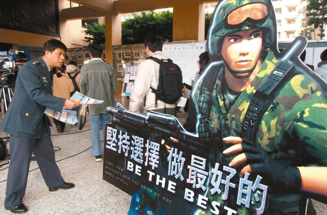 """台""""民调"""":若大陆武统 台七成青年愿""""为台湾而战"""""""