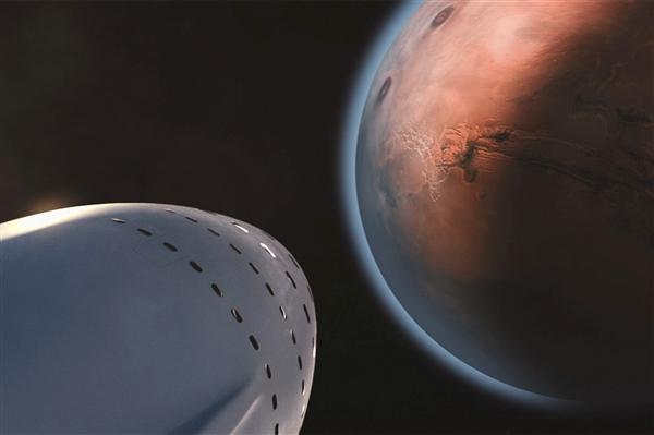 美国宇航局计划把机器人蜜蜂送到火星上去