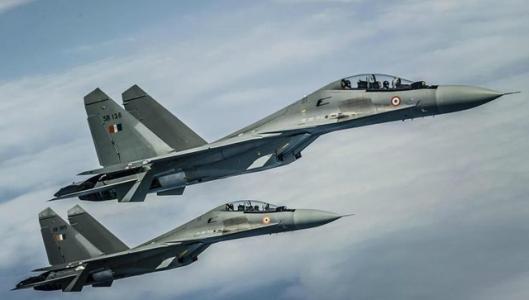 出动1100架战机!印空军最大规模演习瞄准中巴