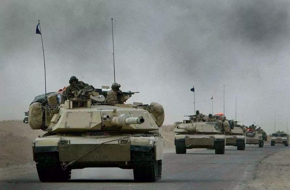 美陆军宣称十年后将所向披靡 能打赢与中俄战争