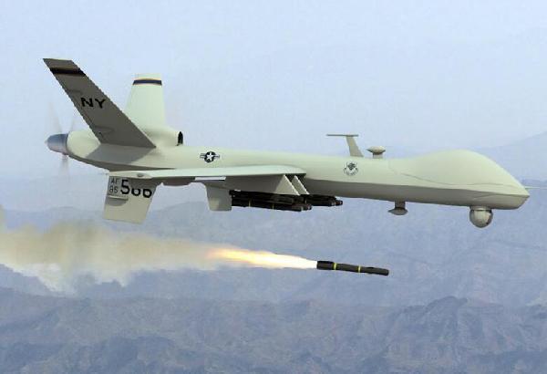 阿富汗军方称IS组织阿富汗分支头目被无人机炸死