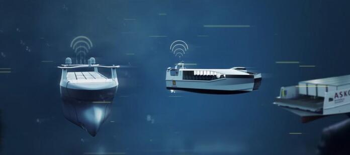 船舶也将自动驾驶 挪威成立无人驾驶船舶公司