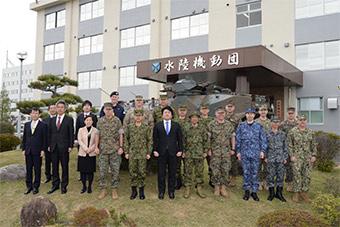 日本版海军陆战队正式组建 专门针对中国