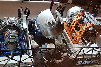 各种航空发动机复杂结构全面展示