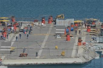 国产航母又爆新进展:拦阻索已安装