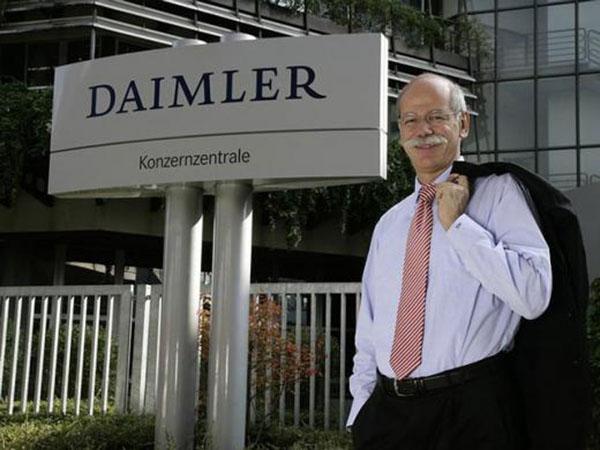 戴姆勒将与李书福就在华合作事宜展开对话