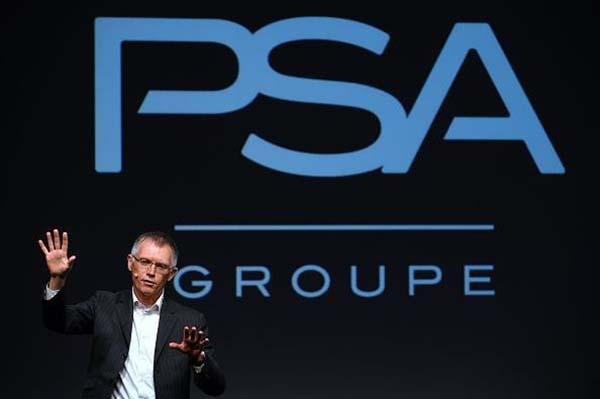 PSA组建全新电动汽车部门 为2019年开启电气化做准备