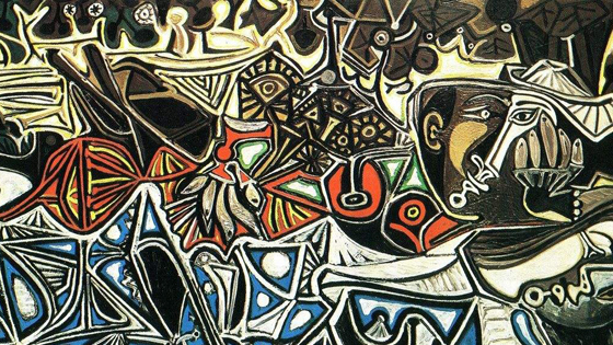 英媒:毕加索画受中国藏家热捧 犹如爱马仕