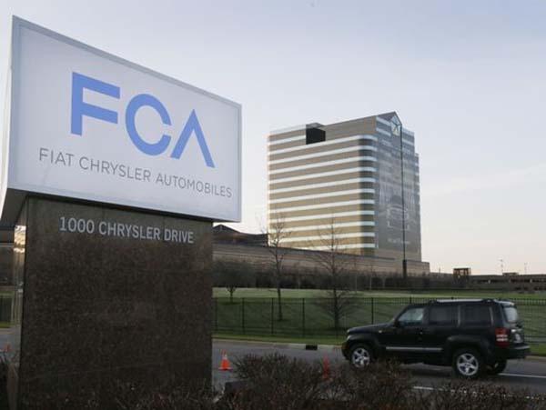 菲亚特克莱斯勒宣布拆分零部件业务 预计2019年初完成