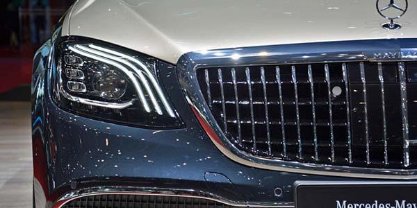 奔驰计划推出EQ S超豪华电动轿车 有望2020年问世