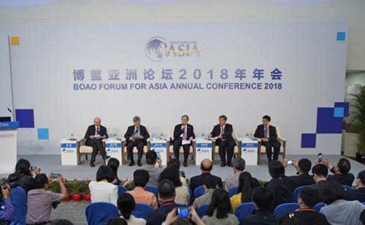 2017亚洲竞争力报告发布:中国第九 表现稳定
