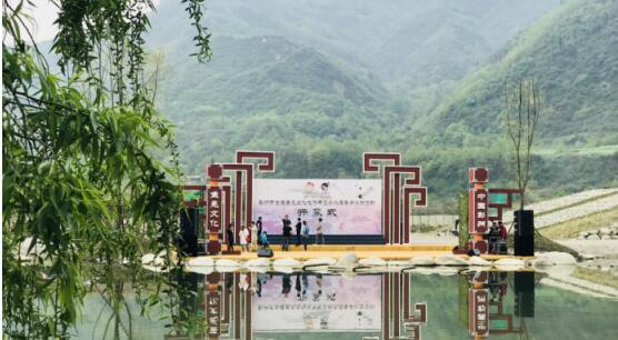 彭州市首届鱼凫文化旅游节暨第六届春笋采摘活动即日开幕
