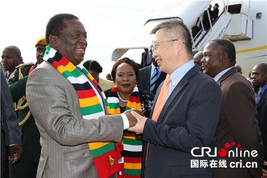 津布巴韦总统:对中国的访问取得了巨大成功